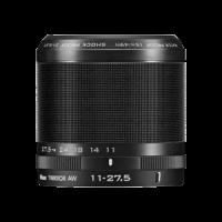 1 NIKKOR 11-27.5mm f:3.5-5.6 Black
