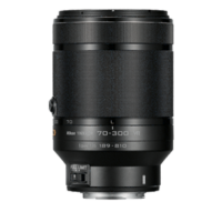 1 NIKKOR VR 70-300mm f:4.5-5.6 BLACK