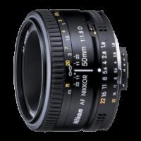 AF 50mm f:1.8 D