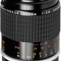 AF 105mm f/2.8 D Micro