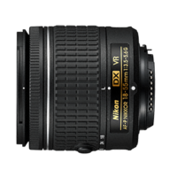 nikon-afp-dx-18-55-vr-nikkor-lens-side-original