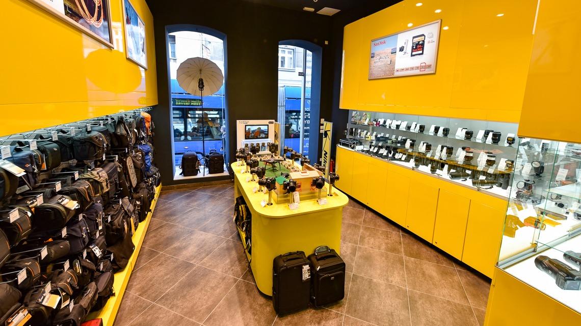 Yellow Store Hrvatska Header